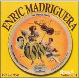 1932-1950 - CD Audio di Enric Madriguera