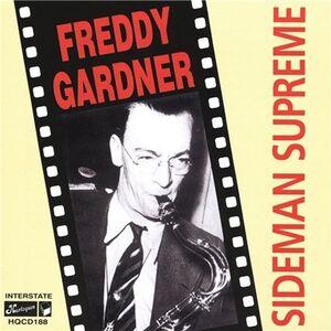 Foto Cover di Sideman Supreme, CD di Freddy Gardner, prodotto da Harlequin