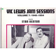Vol. 7-Jam Sessions-Plays Stan Kenton - Vinile LP di Vic Lewis