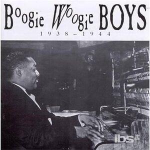 CD Boogie Woogie Boys