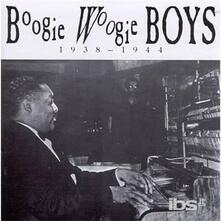 Boogie Woogie Boys - CD Audio
