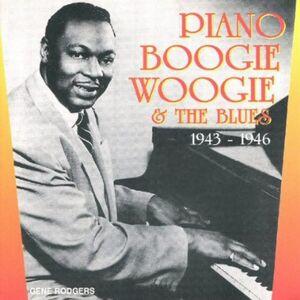 CD Piano Boogie Woogie