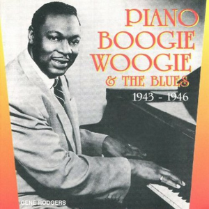 CD Piano Boogie Woogie