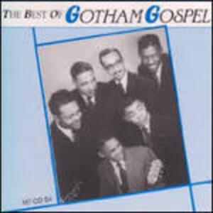 Best of Gotham Gospel - CD Audio
