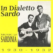 In Dialetto Sardo - CD Audio