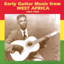 Early Guitar Music From - CD Audio