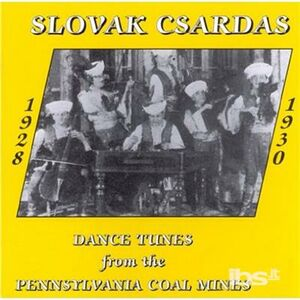 Foto Cover di Slovak Csardas Dance Tune, CD di  prodotto da Heritage