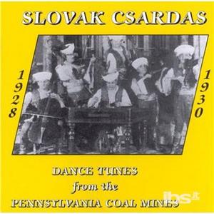 CD Slovak Csardas Dance Tune