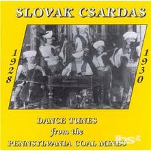 Slovak Csardas Dance Tune - CD Audio