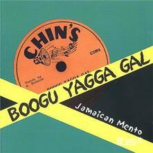 Boogu Yagga Gal - CD Audio