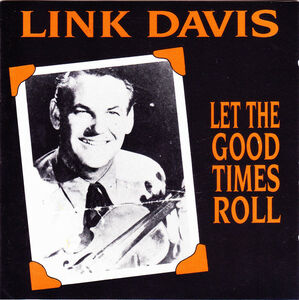 CD Let the Good Times Roll di Link Davis