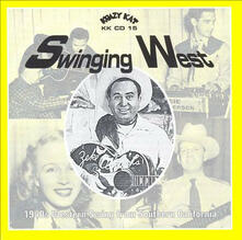 Swinging West - CD Audio