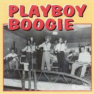 Foto Cover di Playboy Boogie, CD di  prodotto da Krazykat