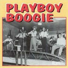 Playboy Boogie - CD Audio