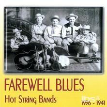 Farewell Blues Hot String - CD Audio