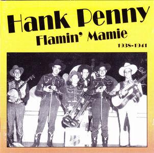CD Flamin' Mamie di Hank Penny