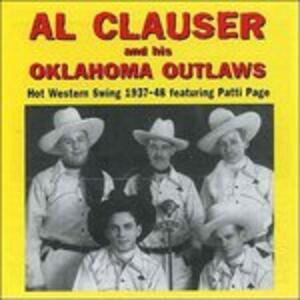 Hot Western Swing 1937-48 - CD Audio di Al Clauser
