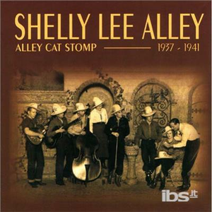CD Alley Cat Stomp 1937-41 di Shelly Lee Alley