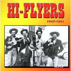 Foto Cover di Hi Flyers 1937-1941, CD di Hi Flyers, prodotto da Krazykat