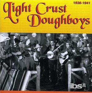 CD 1936-1941 di Light Crust Doughboys
