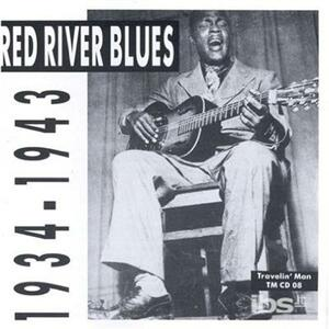 Red River Blues - CD Audio