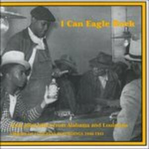 I Can Eagle Rock - CD Audio