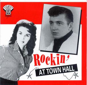 CD Rockin' at Town Hall