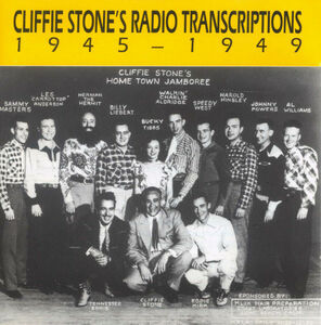 CD Cliffie Stone's Radio