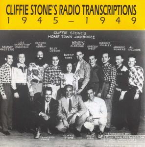 CD Cliffie Stone's Radio