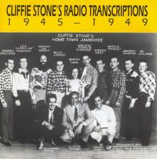 Cliffie Stone's Radio - CD Audio
