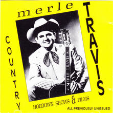 Hoedown Shows & Films - CD Audio di Merle Travis