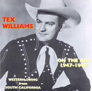 CD On the Air di Tex Williams