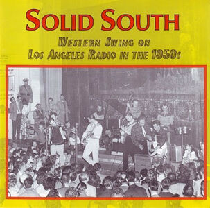 CD Solid South.western Swing