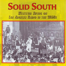 Solid South.western Swing - CD Audio