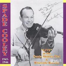 1945-1946 - CD Audio di Spade Cooley