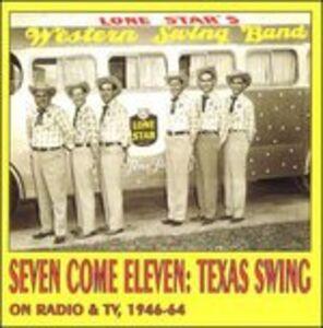CD Seven Come Eleven, Texas