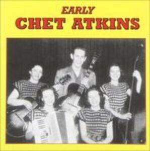 Foto Cover di Early Chet Atkins, CD di Chet Atkins, prodotto da Country Routes