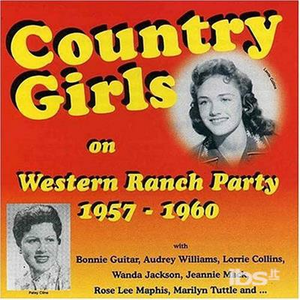 CD Country Girls on Western