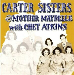 CD Carter Sisters & Mother di Carter Sisters