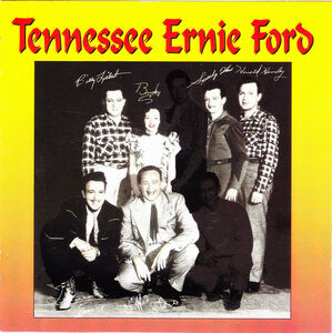 CD Tennessee Ernie Ford Show di Tennessee Ernie Ford