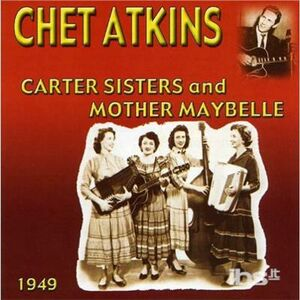 CD With the Carter Sisters di Chet Atkins