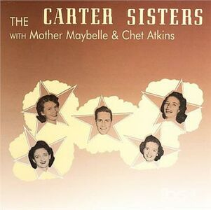 Foto Cover di With Mother Maybelle, CD di Carter Sisters, prodotto da Country Routes