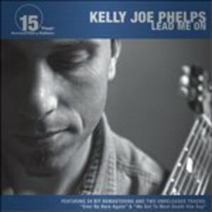 Foto Cover di Lead Me on, CD di Kelly Joe Phelps, prodotto da Burnside