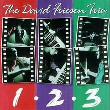 1-2-3 - CD Audio di David Friesen