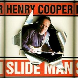 Slide Man - CD Audio di Henry Cooper