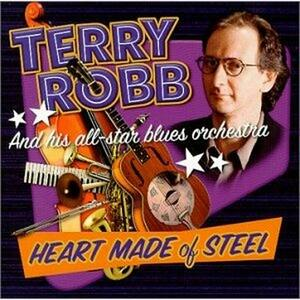 Heart Made of Steel - CD Audio di Terry Robb