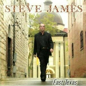 Fast Texas - CD Audio di Steve James