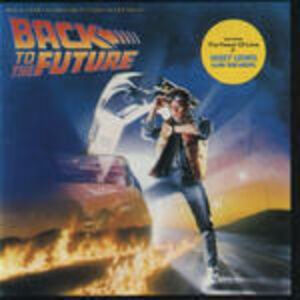 CD Ritorno Al Futuro (Back to the Future) (Colonna Sonora)