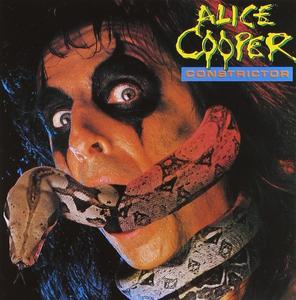 CD Constrictor di Alice Cooper