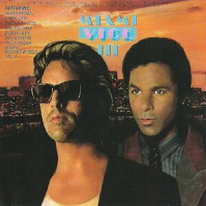 CD Miami Vice 3 (Colonna Sonora)